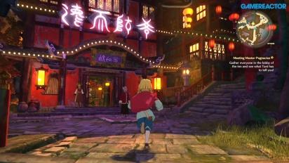 Ni no Kuni II: Schicksal eines Königreichs - Gameplay Kapitel 3