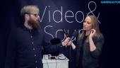 Sony MDR 1AM2 - Interview mit Tanni Toft