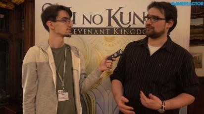 Ni no Kuni II: Schicksal eines Königreichs - Interview mit Pierre Tartaix