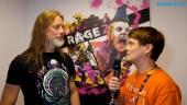 Rage 2 - E3-Interview mit Magnus Nedfors