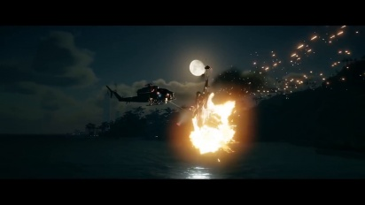 Just Cause 4: Apex Power Trailer