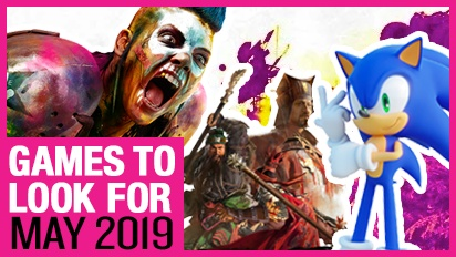 Games to Look For - Mai 2019