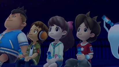 Yo-kai Watch 1- Nintendo Switch Second Trailer