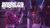 Resident Evil Resistance - Gameplay Überlebende