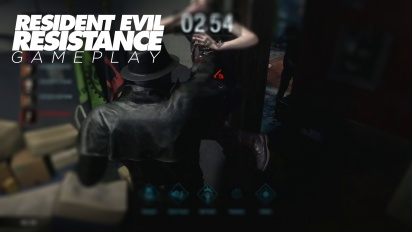 Resident Evil Resistance - Gameplay Mastermind