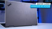 Lenovo X1 Yoga: Quick Look