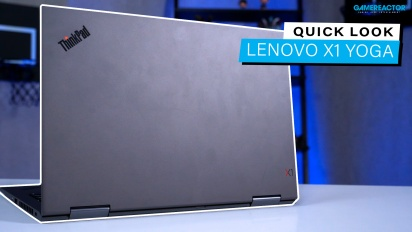 Lenovo X1 Yoga: Quick Look