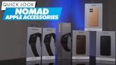 Nomad-Accessories für iPhone 12 und Apple Watch: Quick Look