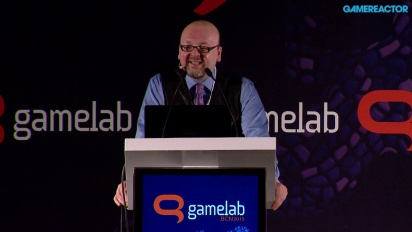 David Gaider: Narrative in Games - the Challenge versus the Expectation - Komplettes Panel (Englisch)