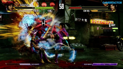 Killer Instinct - Kim Wu vs Rash Season 3 Gameplay
