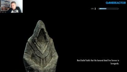 Livestream Replay - The Elder Scrolls V: Skyrim - Switch