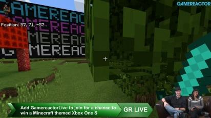 Minecraft auf der Xbox One X - 4K-Livestream-Wiederholung #2