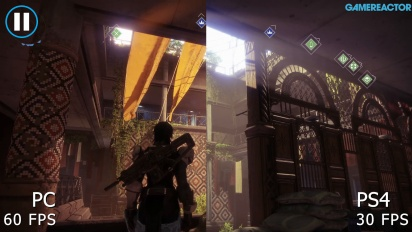Destiny 2 - PC vs. PS4 Grafikvergleich