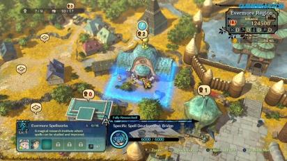 Ni no Kuni II: Schicksal eines Königreichs - Gameplay Kapitel 4