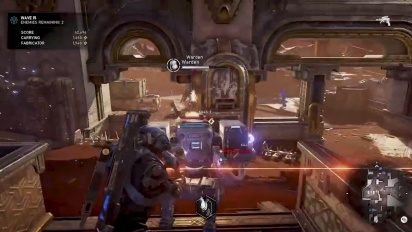 Introducing Gears 5 Horde Mode - New Multiplayer Survival