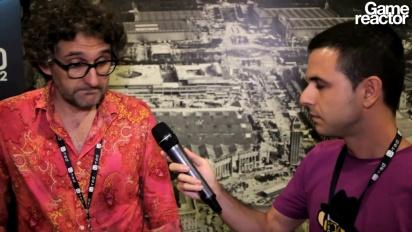 Interview mit Daniel Sanchez-Crespo