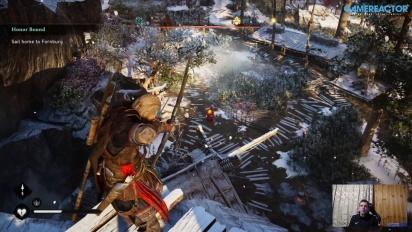 Assassin's Creed Valhalla - Livestream-Wiederholung (Die ersten drei Stunden)