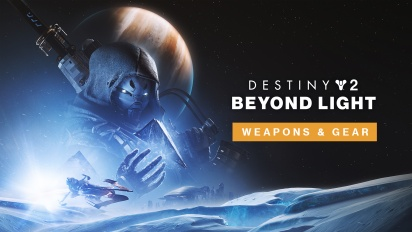 Destiny 2: Beyond Light - Weapons & Gear (Sponsored #2)