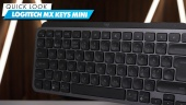 Logitech MX Keys Mini Wireless Keyboard: Quick Look