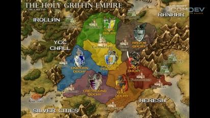 Might & Magic: Heroes VI - Universe Q&A Dev Diary #2