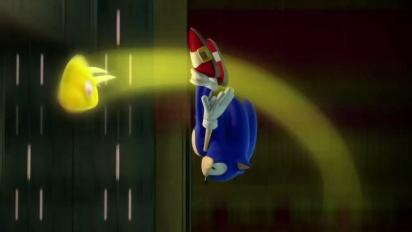 Sonic Colours - Launch-Trailer
