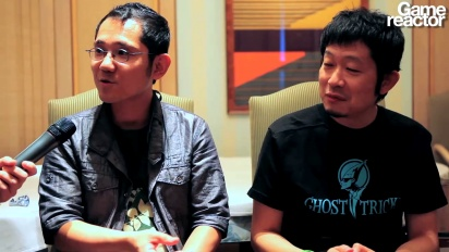 Ghost Trick - Interview