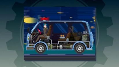 Ghost Trick: Phantom Detective - Gameplay Trailer