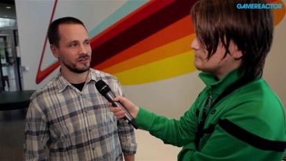 Soma - Game Camp Schweden - Interview Jens Nilsson