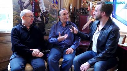 Landmark & Everquest Next - Interview David Georgeson & Stéphane Bura