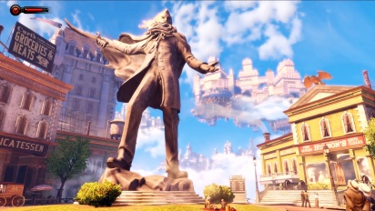 Bioshock: Infinite - The Glory of Columbia Trailer