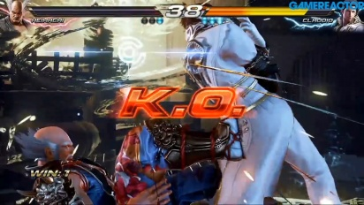 Tekken Tour - Comic-Con Sweden Finals - Livestream Replay