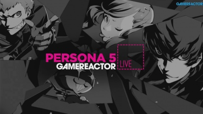 Persona 5 - Livestream Replay