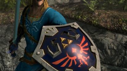 The Elder Scrolls V: Skyrim - Nintendo Switch E3 Trailer