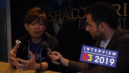 Final Fantasy XIV: Shadowbringers - Interview mit Naoki Yoshida
