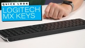 Logitech MX Keys: Quick Look