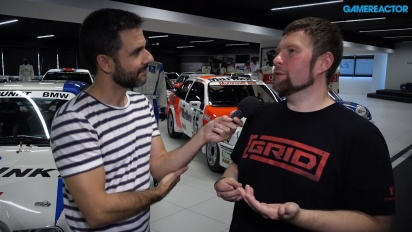 Grid - Interview mit Mike Moreton