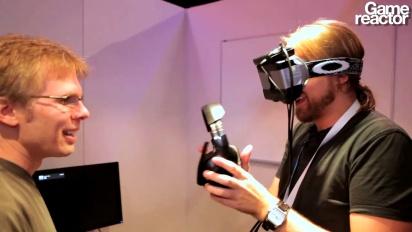 John Carmack präsentiert seine VR-Brille