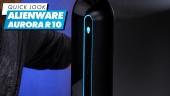 Dell Alienware Aurora R10: Quick Look
