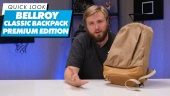 Bellroy Classic Backpack Premium Edition: Quick Look