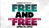 FREE & 'Free' - 9. April 2021