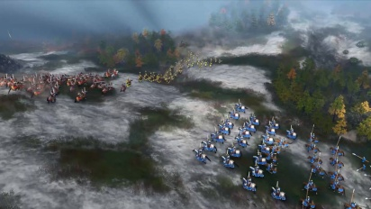 Age of Empires IV - Preview-Event: Gameplay-Trailer