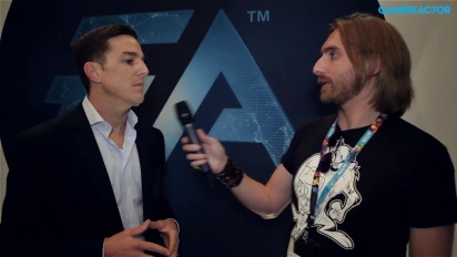 E3 13: EA Sports - Interview Andrew Wilson