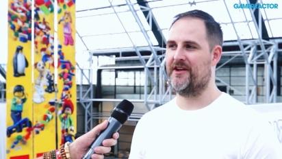 Lego Der Hobbit - Interview James Norton