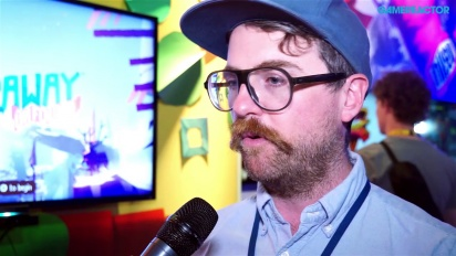 Tearaway Unfolded - Interview Rex Crowle