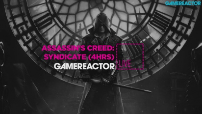 Assassin's Creed: Syndicate - Launch-Livestream-Wiederholung #1