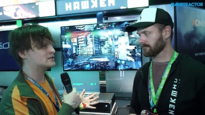 Hawken - Interview Joshua Clausen