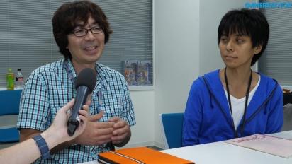 Sonic Forces - Interview mit Morio Kishimoto & Hiroshi Takunaga