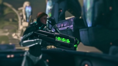 Xcom: Enemy Unknown - Last Stand Short Trailer