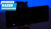 Razer Huntsman Mini: Quick Look