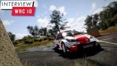 WRC 10 - Interview mit Alain Jarniou